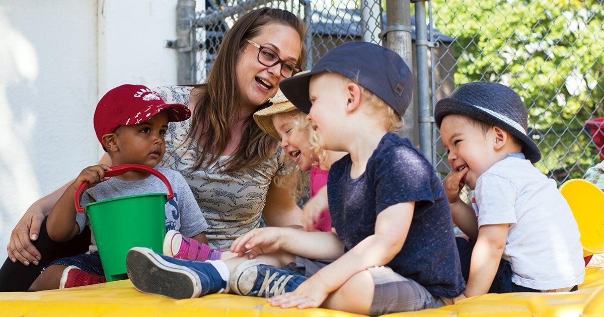 Child Care Ratios Ontario