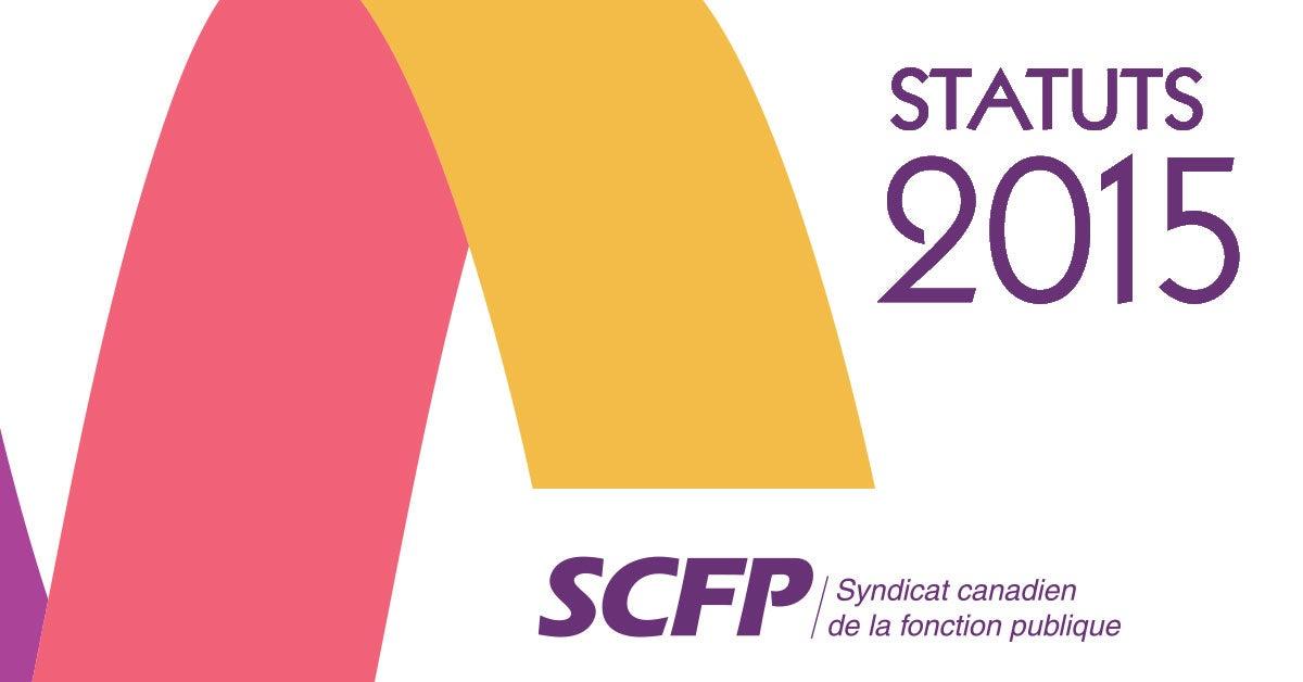Statuts 2015