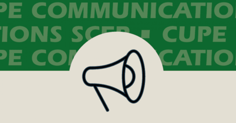 Join CALM - Resources for Communicators