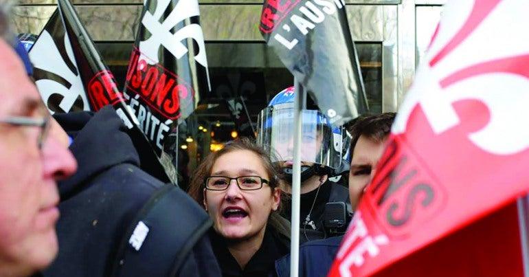 Défendre nos droits - Affaires juridiques : faits saillants du SCFP en 2015