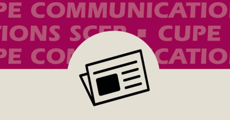 Banner: Create a newsletter