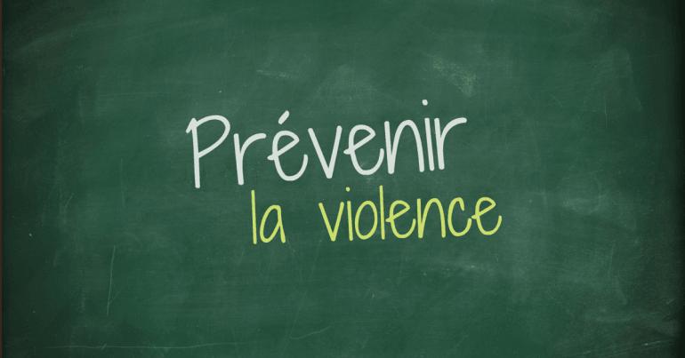 Prévenir la violence