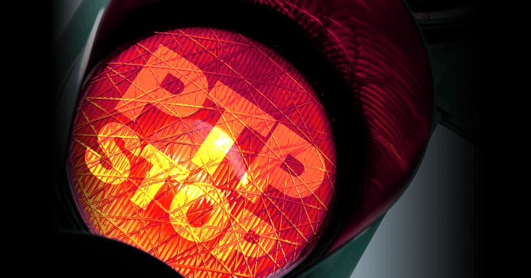 Stop PTP