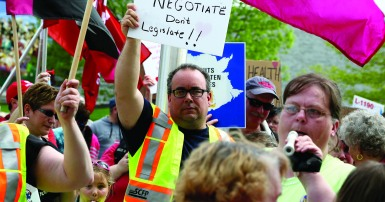 Defending and advancing workers' rights – CUPE's 2015 legal highlights