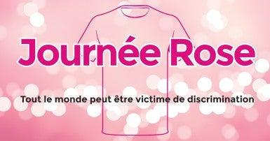 Le 13 avril, le SCFP souligne la Journée rose