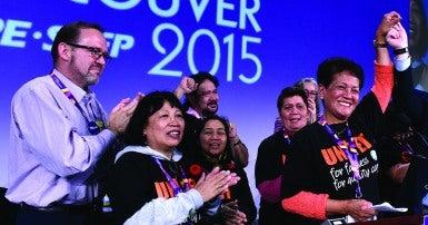 Organizing highlights 2015