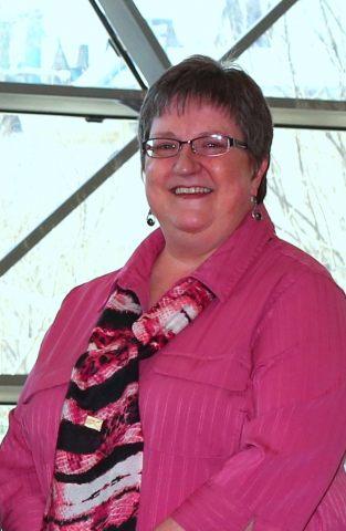 Susan Kearsey, deuxième vice-présidente de la section locale 1615 du SCFP à l'Université Memorial de Saint-Jean.