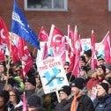 OCHU rally in Hamilton