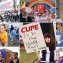 CUPE celebrates May Day