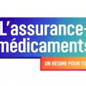 Les syndicats se mobilisent pour obtenir la mise en place d'un régime universel d'assurance-médicaments qui protège toute la population du Canada, peu importe le niveau de revenu, l'âge ou le lieu de travail ou de résidence.